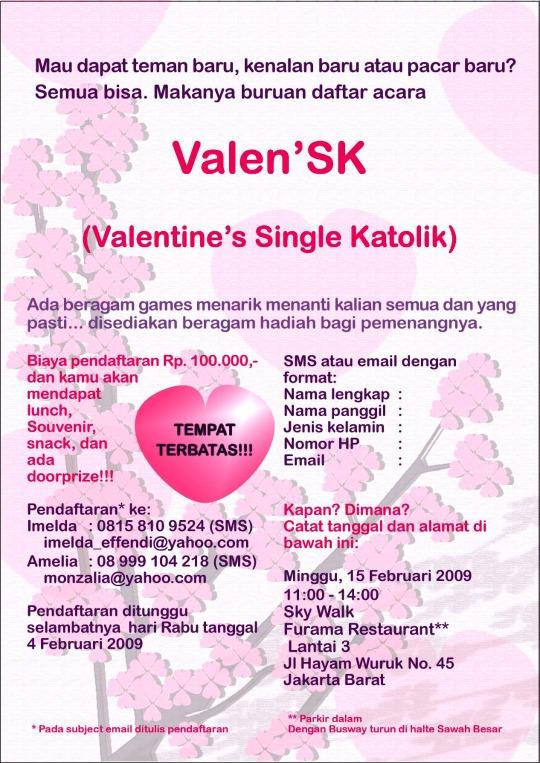 Valentine SK 2009